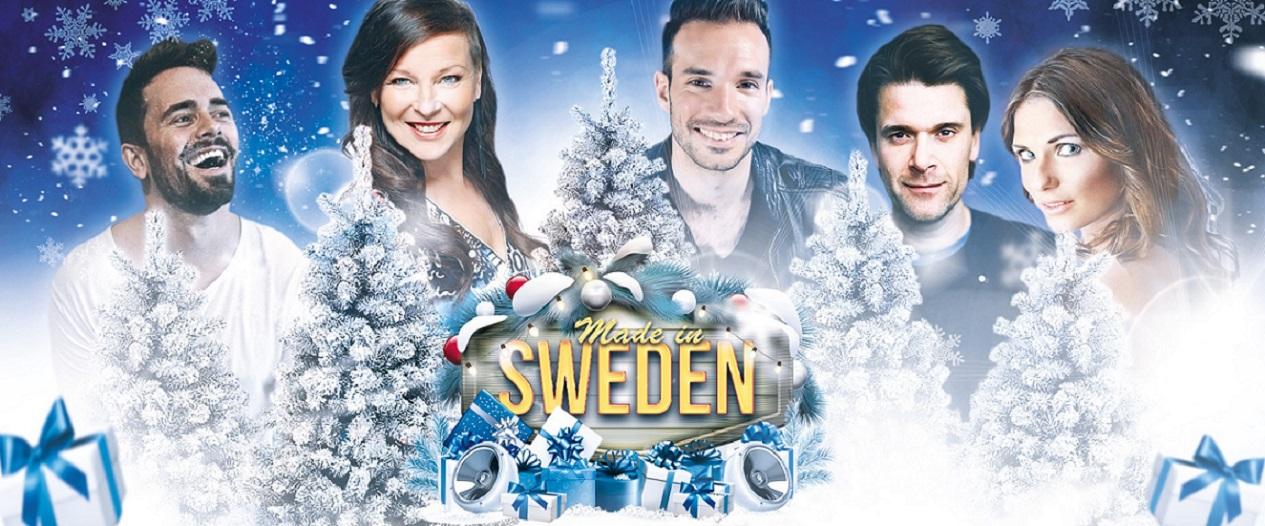 Made in Sweden - Julshow
