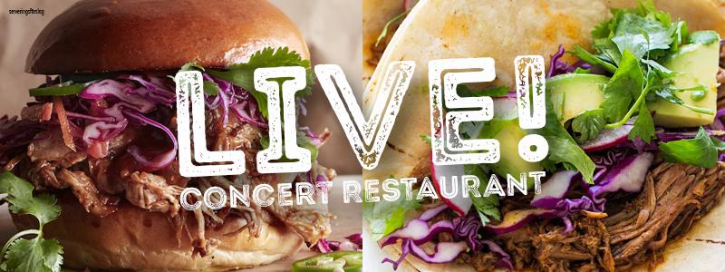 Restaurang LIVE! - krogshow Göteborg